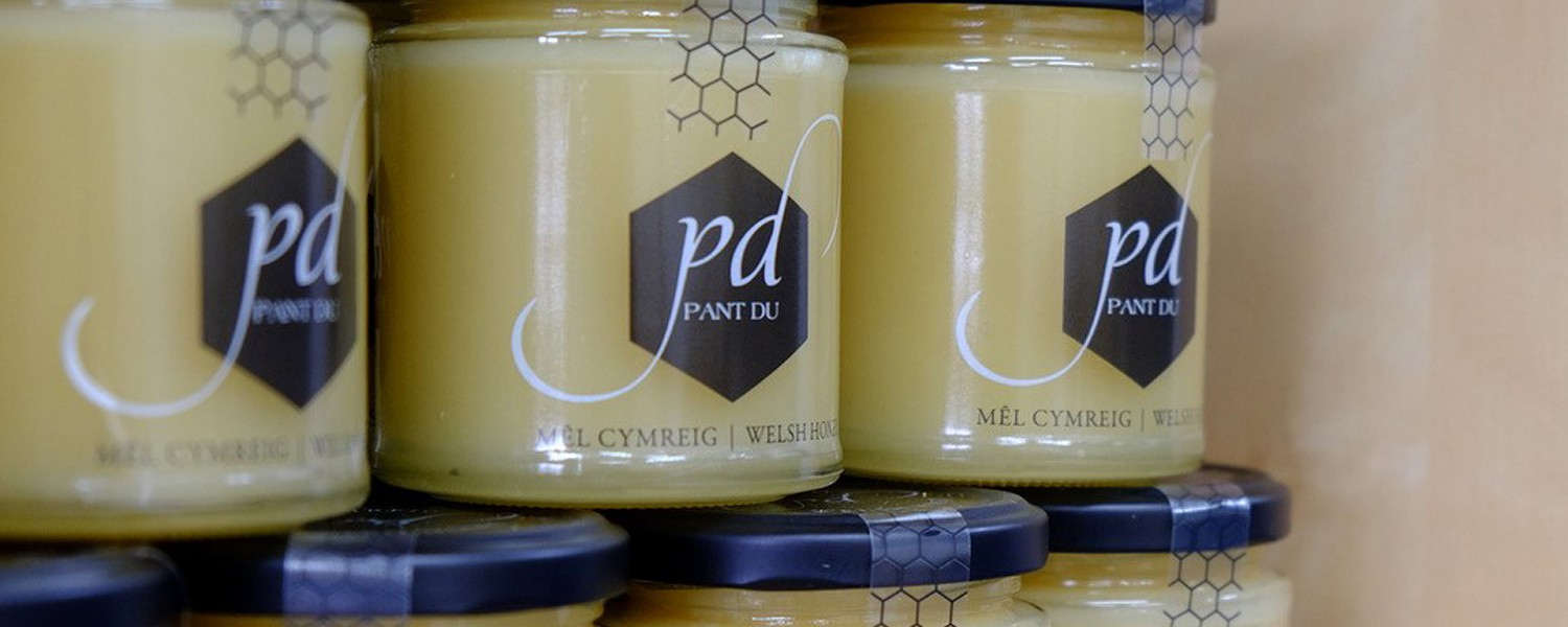 Honey available at Pant Du